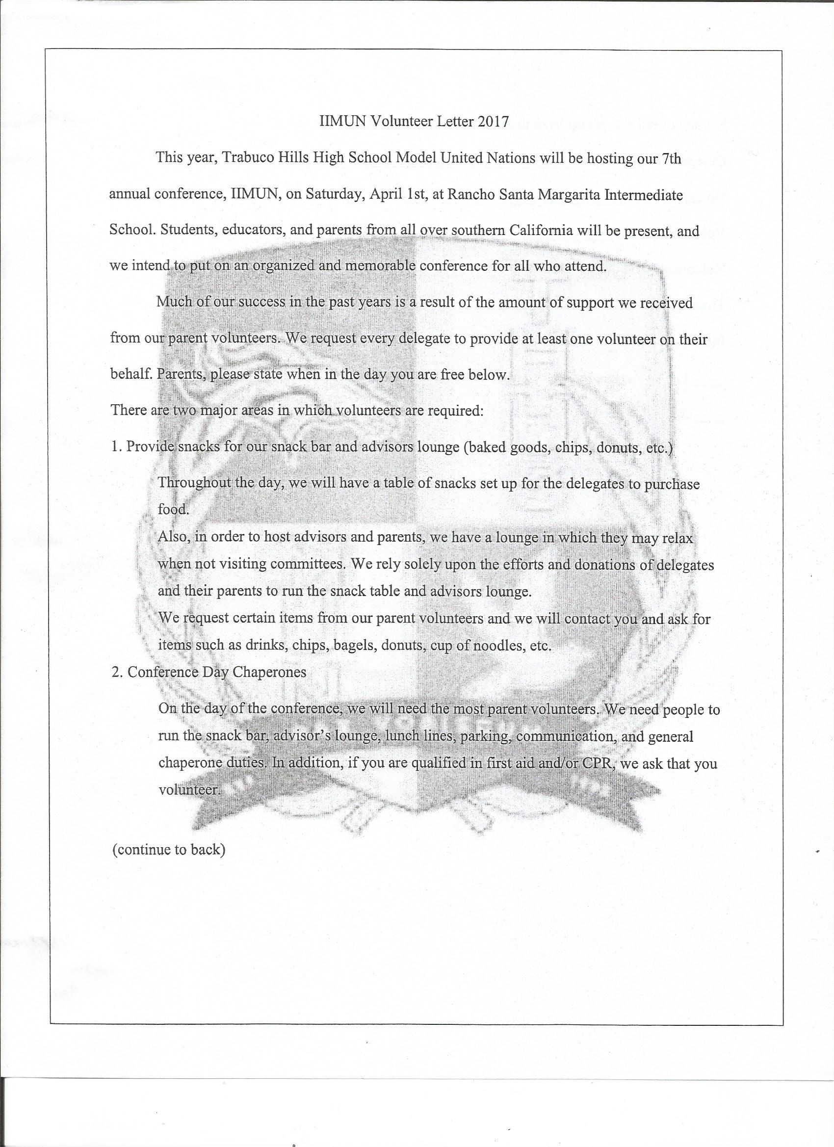 Iimun vii parent letters thhs mun here are the iimun vii parent letters spiritdancerdesigns Images